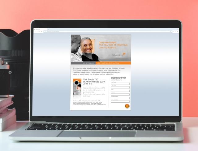 Laptop AHIP sitelet