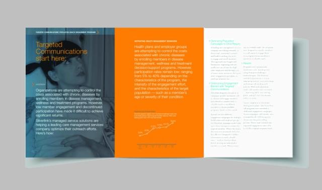 Brochure folding 3