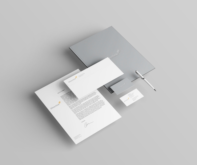 SLK Stationery Suite