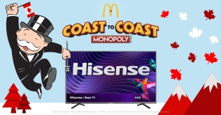 Campaigns for partners: Hisense